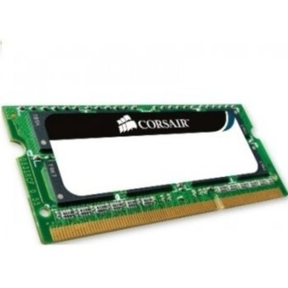 Memória Notebook Corsair Value 4GB DDR3 1600Mhz (1x4GB) - CMSO4GX3M1B1600C11