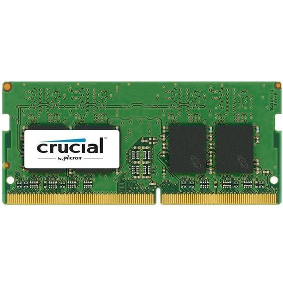 Memória Notebook Crucial 4GB D Memória Notebook Crucial 4GB DDR4 2133MHz (1x4GB) - CT4G4SFS