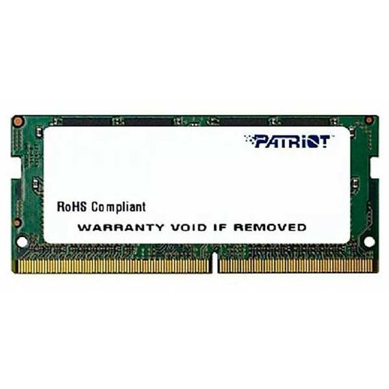 Memória Notebook Patriot Signature 8GB DDR4 2400MHz (1x8GB) - PSD48G240081S