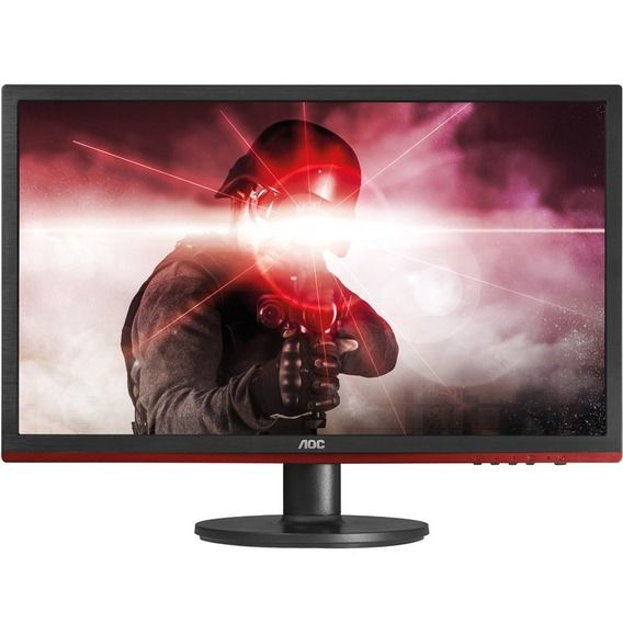 Monitor AOC LED LCD 24' 1ms Full HD FreeSync Gamer Sniper - G2460VQ6