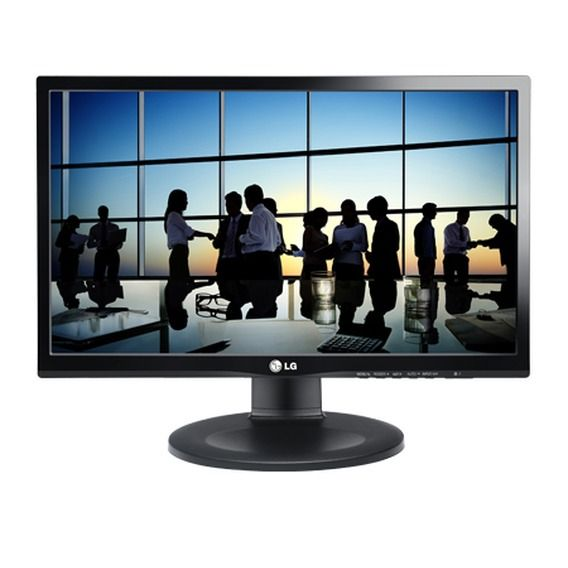 Monitor LG LED IPS 21,5' Full HD - 22MP55VQ-B