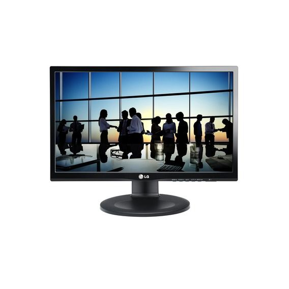 Monitor LG LED IPS 21,5' Full HD c/ Pivot - 22MP55PQ-B