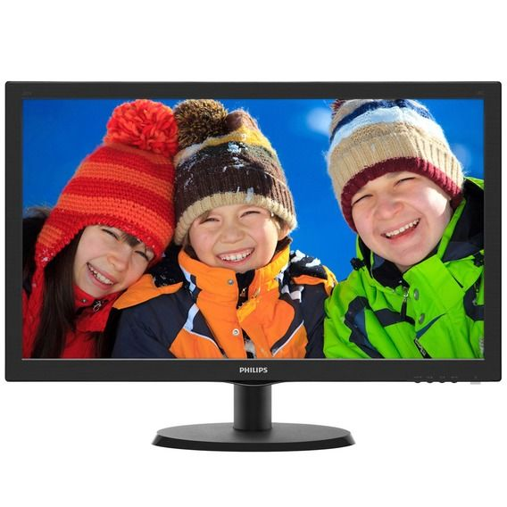 Monitor Philips LED LCD 21,5' Full HD - 223V5LHSB2
