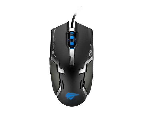 Mouse Havit Gamer Multi Color LED - HV-MS749