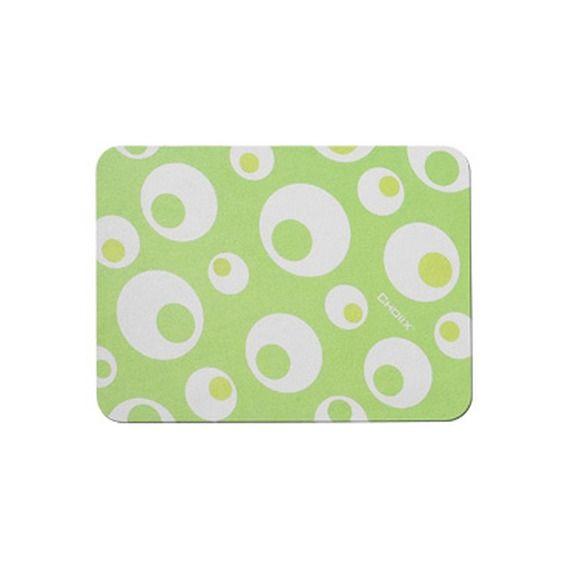 Mouse Pad Cooler Master Choiix Travelpad 3 em 1 Verde Grande - C-MQ01-GL