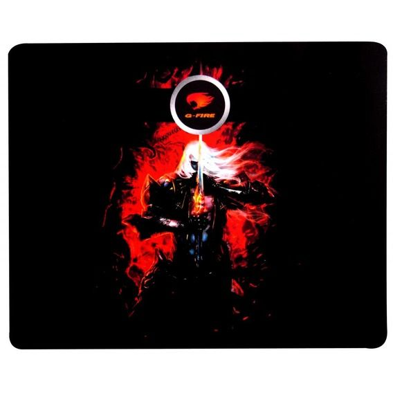 Mouse Pad G-Fire Gaming Pro Black - MP2014BGSB