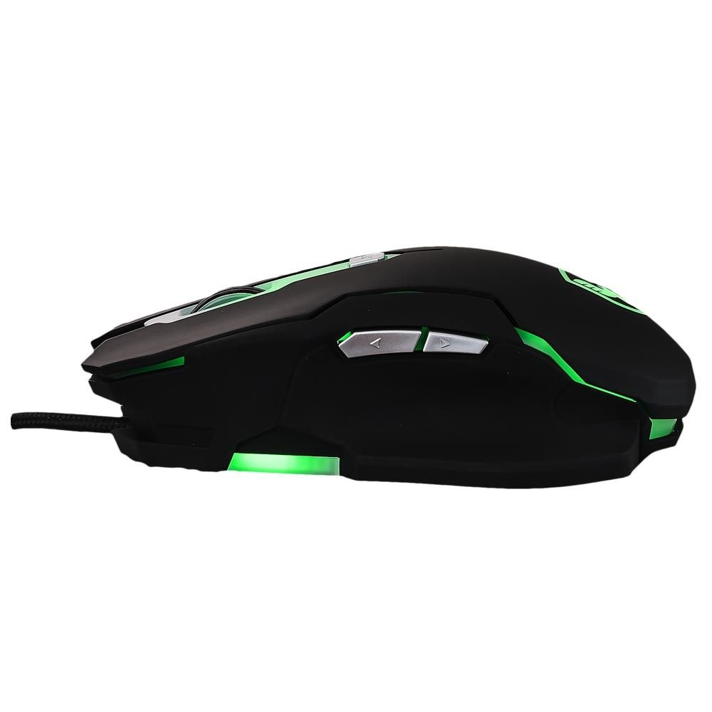 Mouse PCTop Gamer Severus RGB LED - FS2000