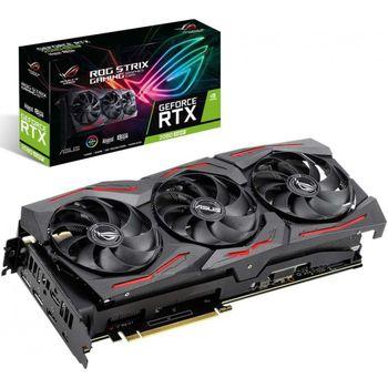 Placa de Vídeo Asus ROG Strix GeForce RTX2080 Super 8GB GDDR6