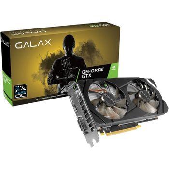 Placa de Vídeo Galax GeForce GTX 1660 6GB GDDR5 1 Click OC - 60SRH7DSY91C