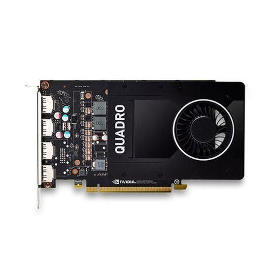 Placa de Vídeo PNY NVidia Quadro P2000 5GB GDDR5 - VCQP2000-PORPB