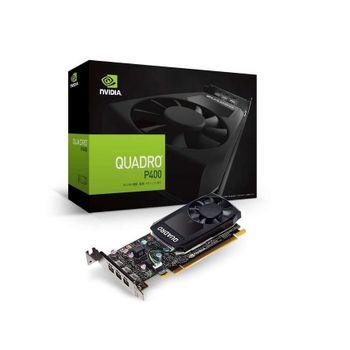 Placa de Vídeo PNY Quadro P400 2GB GDDR5 - VCQP400-PB