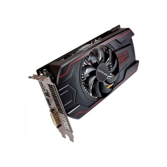 Placa de Vídeo Sapphire AMD Radeon RX 560 4GB GDDR5 Pulse OC - 11267-18-20G