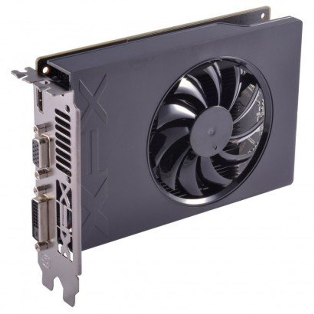 Placa de Vídeo XFX AMD Radeon R7 240 4GB DRDR3 Core Edition