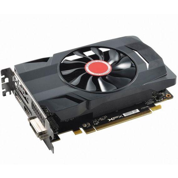 Placa de Vídeo XFX AMD Radeon RX 560D 2GB GDDR5 Core DP - RX-560D2SFG5