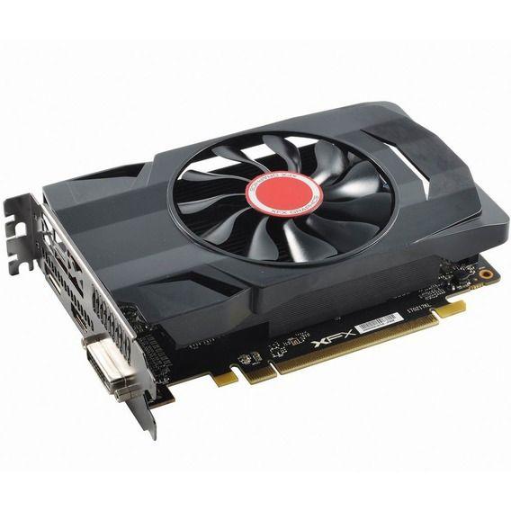 Placa de Vídeo XFX AMD Radeon RX 560D 4GB GDDR5 Core DP - RX-560D4SFG5