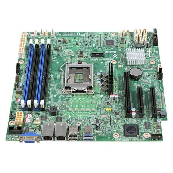 Placa Mãe Intel Server S1200SPS - LGA1151