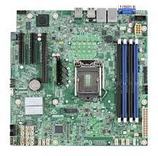 Placa Mãe Intel Server S1200SPSR - LGA1151