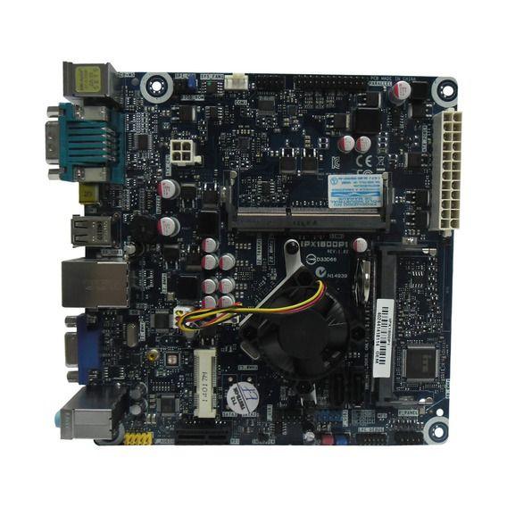 Placa Mãe PCWare IPX1800P1 Mini-ITX - Intel Celeron J1800
