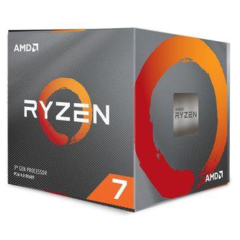 Processador AMD Ryzen 7 3700X 3.6 GHz 32MB Cache AM4 - 100-100000071BOX