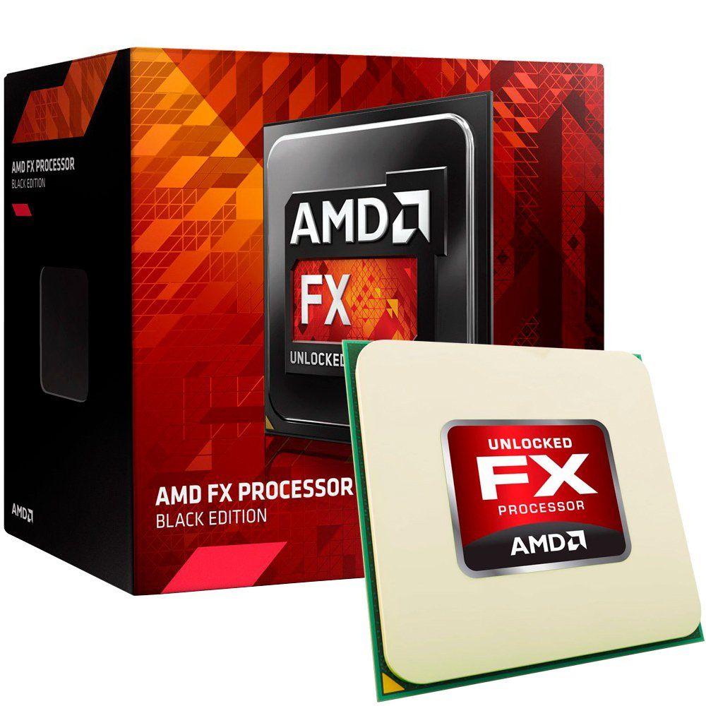 Processador AMD Vishera FX-6300 3.5 GHz 14MB Cache - AM3+