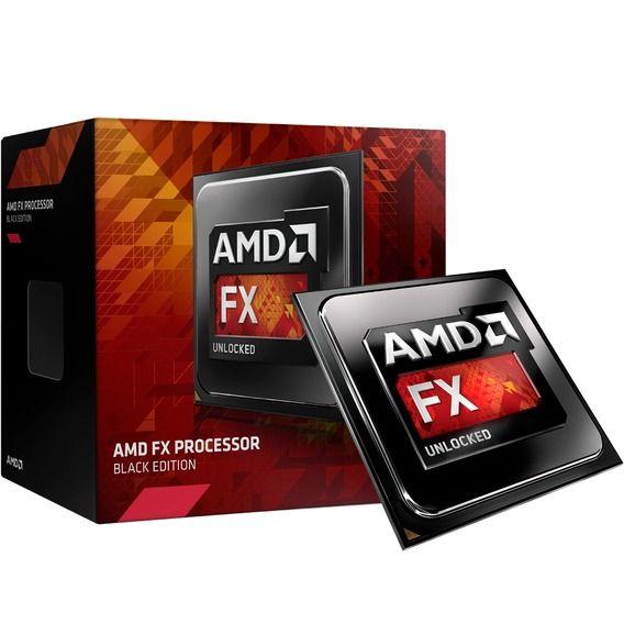 Processador AMD Vishera FX-8300 3.3 GHz 16MB Cache - AM3+