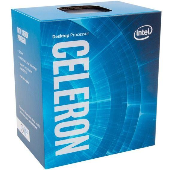 Processador Intel Celeron G3930 2.9 GHz 2MB Cache - LGA1151