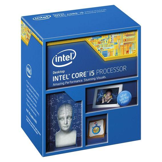Processador Intel Core i5 4690 3.5GHz - Socket LGA1150