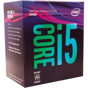 Processador Intel Core i5-8600 3.1 GHz 9MB Cache - LGA1151