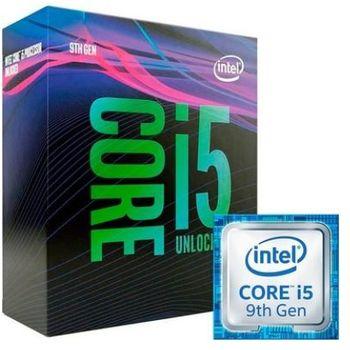 Processador Intel Core i5-9400 2.9 GHz 9MB Cache - LGA1151