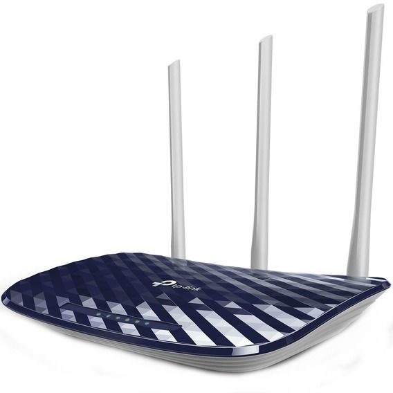 Roteador Wireless Dual Band AC750 TP-Link - Archer C20 Ver:4.0