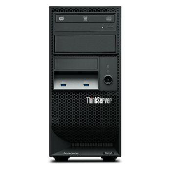 Servidor Lenovo ThinkServer TS150 Xeon E3-1225 v6 HD 1TB 8GB DDR4 FreeDOS - 70UBA008BN