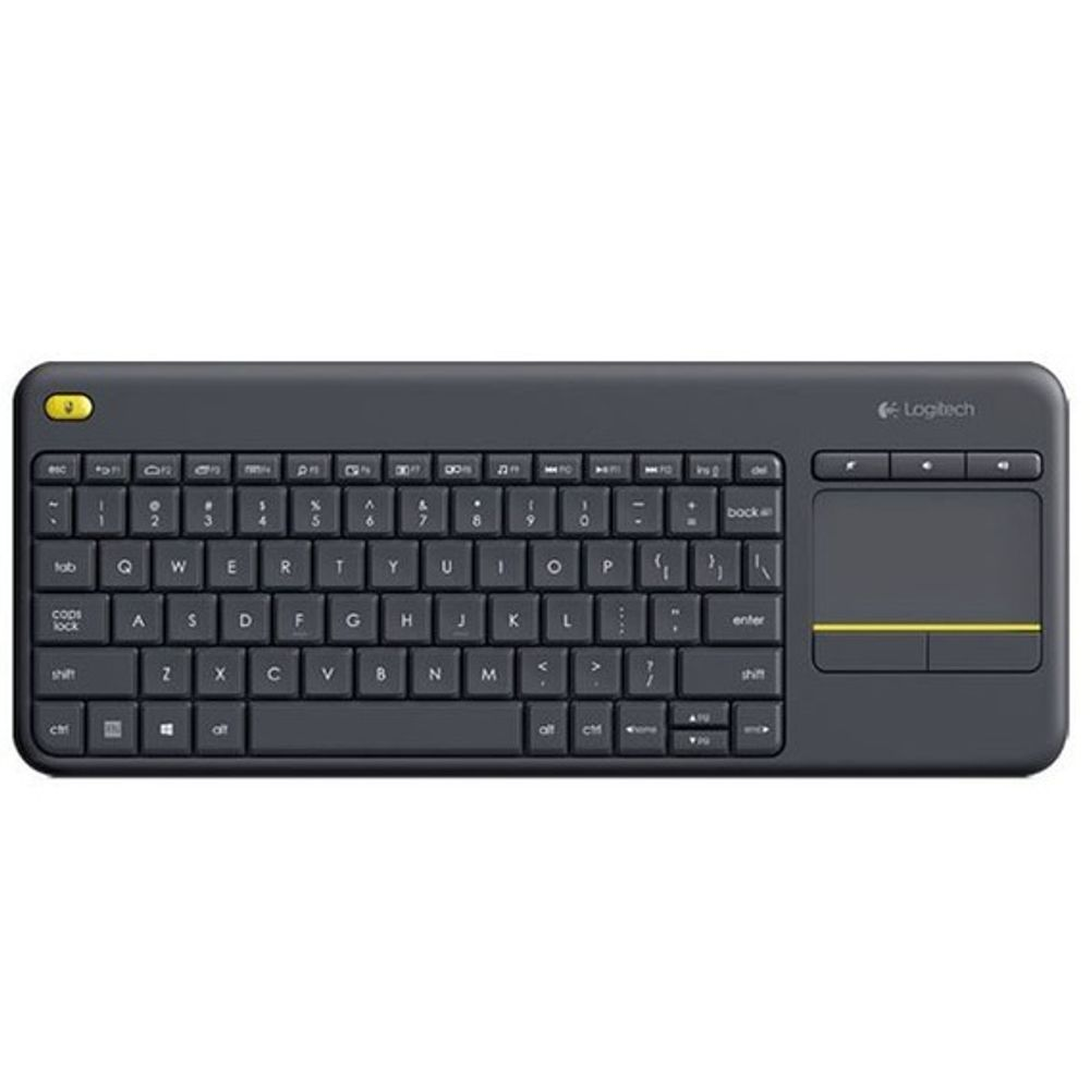 Teclado Logitech Wireless K400 Plus Tv Touch 920 007125