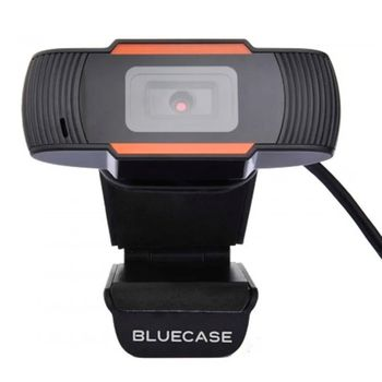 WebCam BlueCase 720p com Microfone USB - BWEB720P-01