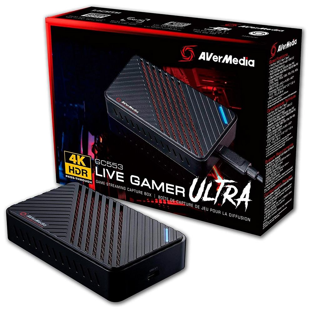 AVERMEDIA ES-110 DRIVERS FOR WINDOWS MAC