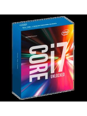 Processador Intel Core i7-7700K Kaby Lake Cache 8MB 4.2GHz (4.5GHz Max Turbo) LGA 1151 BX80677I77700K
