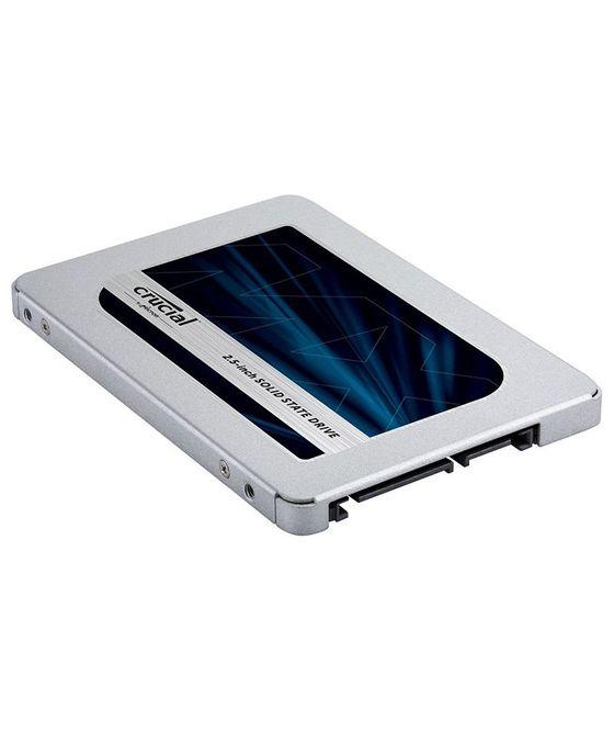 SSD 500Gb Crucial MX500 2 5 Sata III - CT500MX500SSD1 | GK