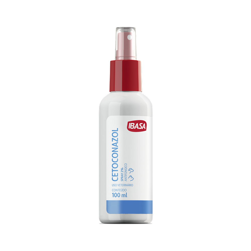 Cetoconazol Spray 2% 100 ml