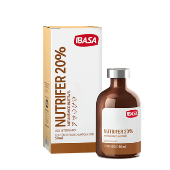 Nutrifer 20% 50 ml