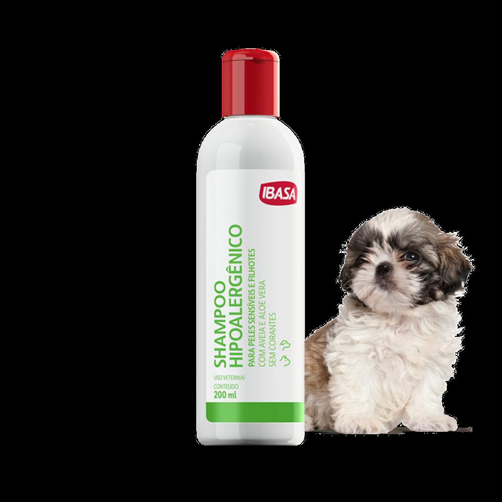 Shampoo Hipoalergênico 200 ml