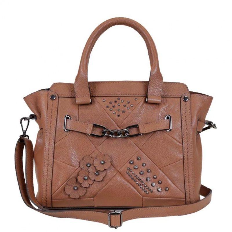 Bolsa de couro Bellatrix 10554