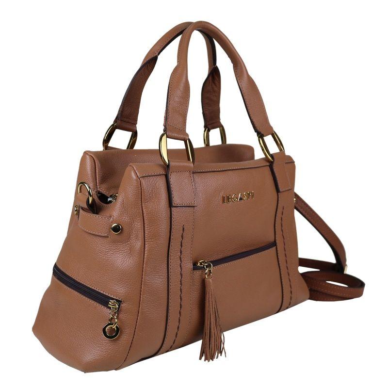 Bolsa de couro Arieli 304