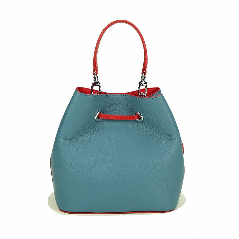 Bolsa de couro Cora 10625