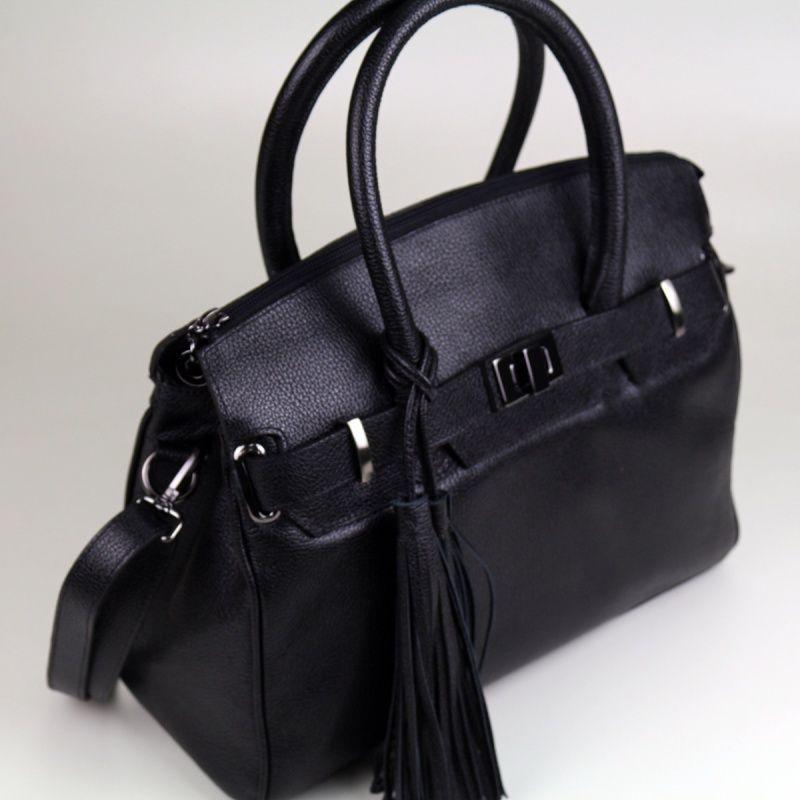 Bolsa de couro Cravina 10391