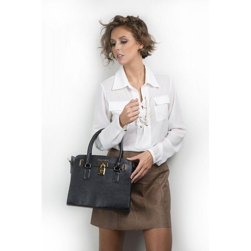 Bolsa de couro Dorothy 10550
