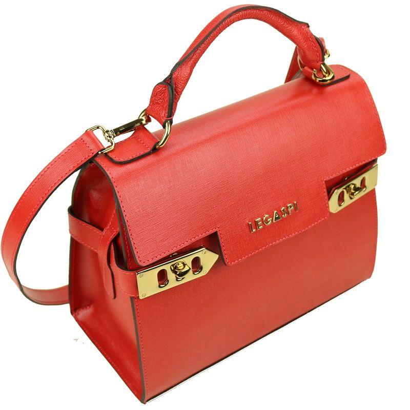 Bolsa de couro Jenny 10298