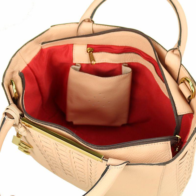 Bolsa de couro Nicoleta 10610