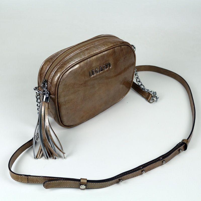 Bolsa de couro Posh