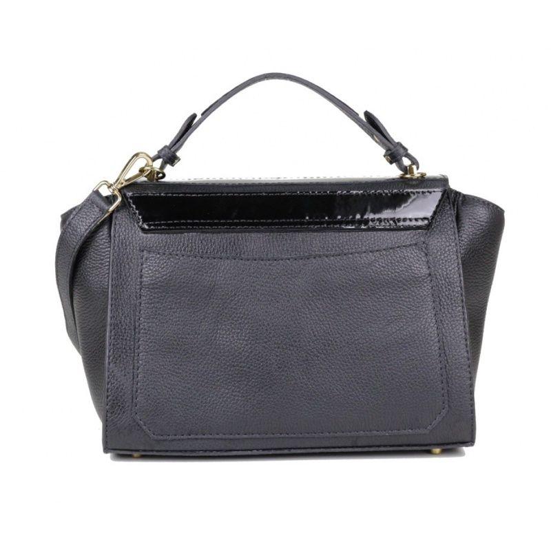Bolsa de couro Hebe 10525