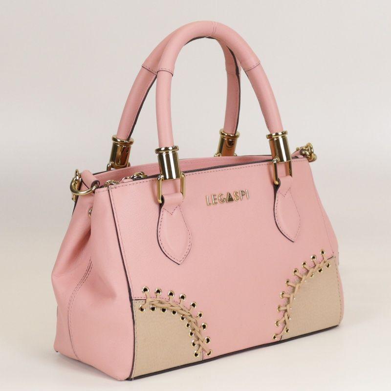 Bolsa de couro Jasmine 10560
