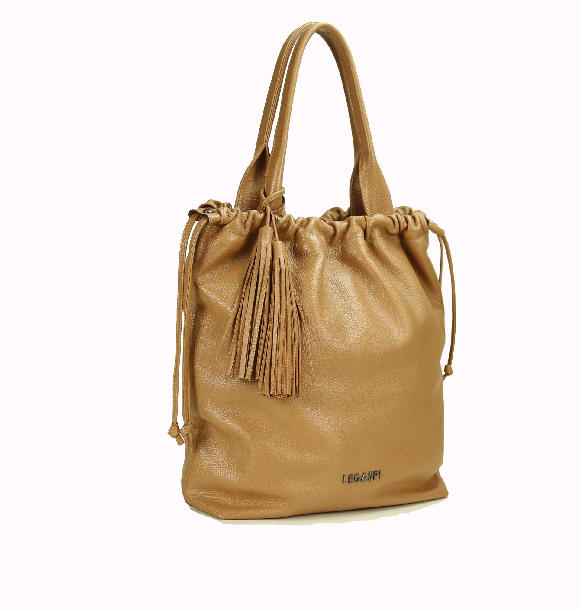 Bolsa de couro Rosemarie 10599